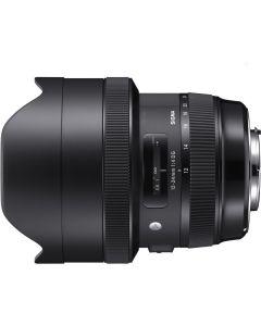Sigma 12-24mm F4 DG HSM (A) Canon