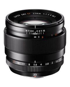 Fujifilm XF23mm F1.4 Black