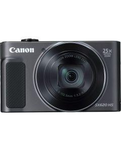 Canon Powershot SX 620 HS Black Essentials kit