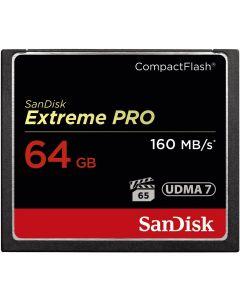 SanDisk CF Extreme Pro 64GB 160MB/sec