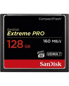 SanDisk CF Extreme Pro 128GB 160MB/sec
