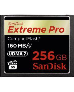 SanDisk CF Extreme Pro 256GB 160MB/sec