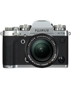 Fujifilm X-T3 Silver / XF18-55mm F2.8-4.0 OIS R