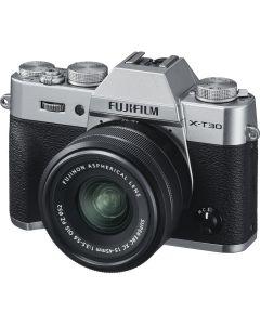 Fujifilm X-T30 Silver + XC15-45mm Kit EE