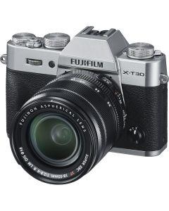 Fujifilm X-T30 Silver + XF18-55mm Kit EE