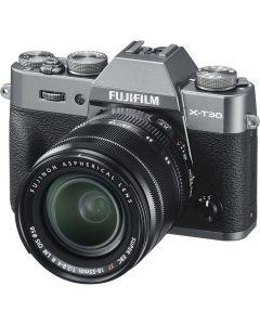 Fujifilm X-T30 Charcoal Silver + XF18-55 Kit EE