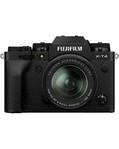 Fujifilm X-T4  Black + XF18-55mm F2.8-4.0 R LM OIS Kit