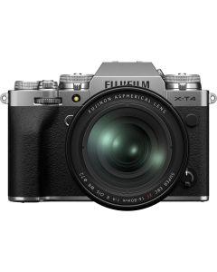 Fujifilm X-T4  Silver + XF16-80mm F4 R OIS WR Kit