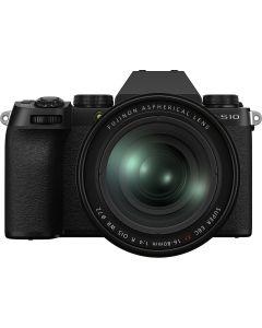 Fujifilm X-S10 Black + XF16-80mm F4 R OIS WR Kit