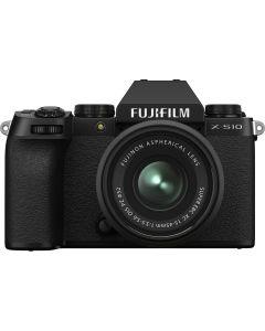 Fujifilm X-S10 Black + XC15-45mm F3.5-5.6 OIS PZ Kit