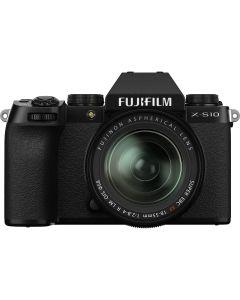 Fujifilm X-S10 Black + XF18-55mm F2.8-4.0 R LM OIS Kit
