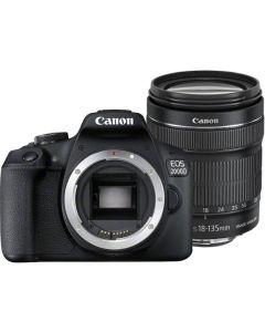 Canon EOS 2000D 18-135 STM