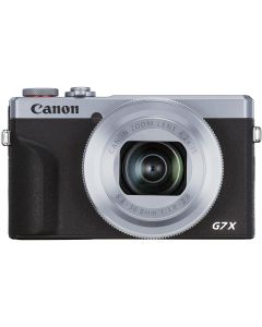 Canon PowerShot G7X Mark III Silver Battery kit