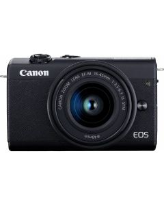 Canon EOS M200 Black M15-45