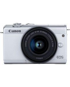 Canon EOS M200 White M15-45 SL