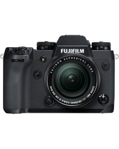 Fujifilm X-H1 + XF18-55 Black