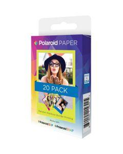 "Polaroid Zink papier rainbow 2x3"" 20 sheets"