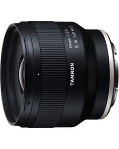 Tamron SP AF 24mm F/2.8 DI III OSD 1/2 Macro Sony