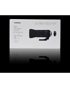 Tamron 150-600mm Di VC USD G2 + teleconverter 1.4x  Canon