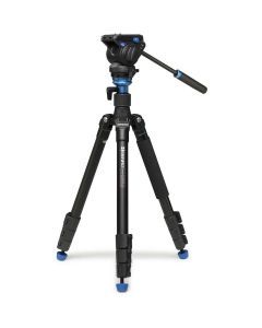Benro Aero4 Travel Video Statief kit A2883FS4