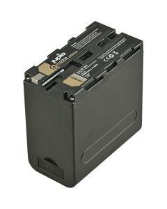 Jupio ProLine NP-F970 (USB 5V / DC 8.4V output) 10050mAh