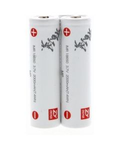 Zhiyun Battery 18650, 2000mAh voor Evolution