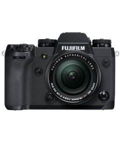 Fujifilm X-H1 + XF18-135 Black DEMO als nieuw