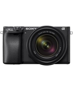 Sony A6400B body + SEL 16-50 Black