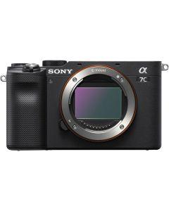 Sony A7C Body Black