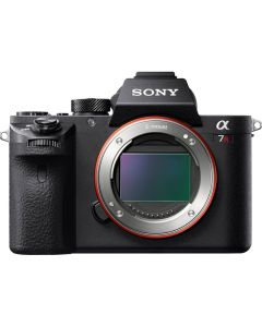 Sony A7R II body 4K camera