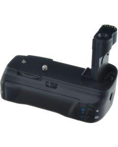 Jupio Batterygrip Canon 20D/30D/40D/50D (BG-E2) no remote