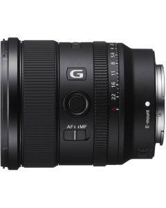 Sony SEL 20mm/F1.8 G