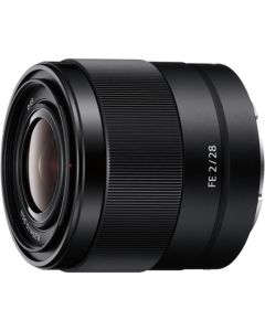 Sony SEL 28mm F2.0 E-mount