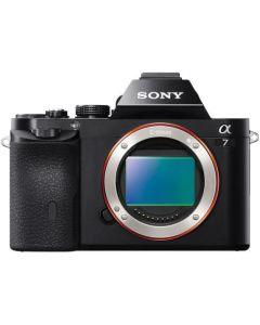 Sony A7 body