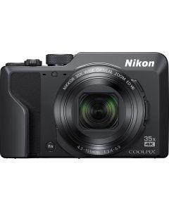 Nikon Coolpix A1000 Black+ 16gb + case