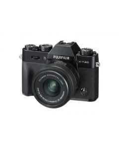 Fujifilm X-T20 Black / XC15-45mm Kit EE