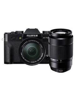 Fujifilm X-T20 Kit XC16-50mm II & XC50-230mm II Black