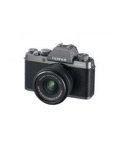 Fujifilm X-T100 Dark Silver / XC15-45mm Kit EE