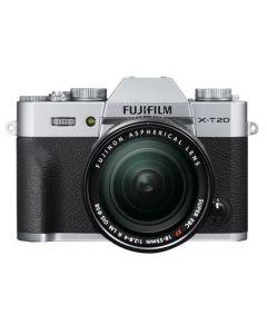 Fujifilm X-T20 Kit XF18-55mm Silver