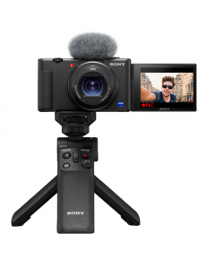 SONY DSC-ZV1 + GP-VPT2BT BLUETOOTH VLOGGING GRIP